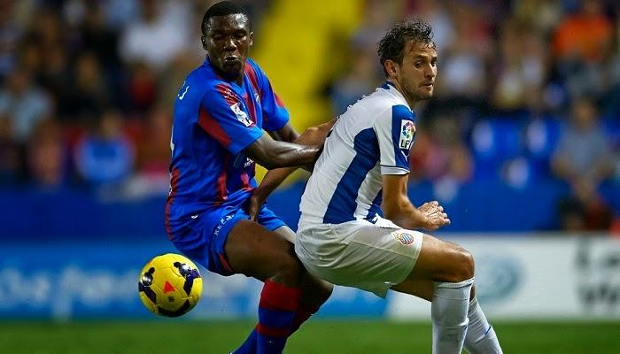 Levante vs Espanyol en vivo