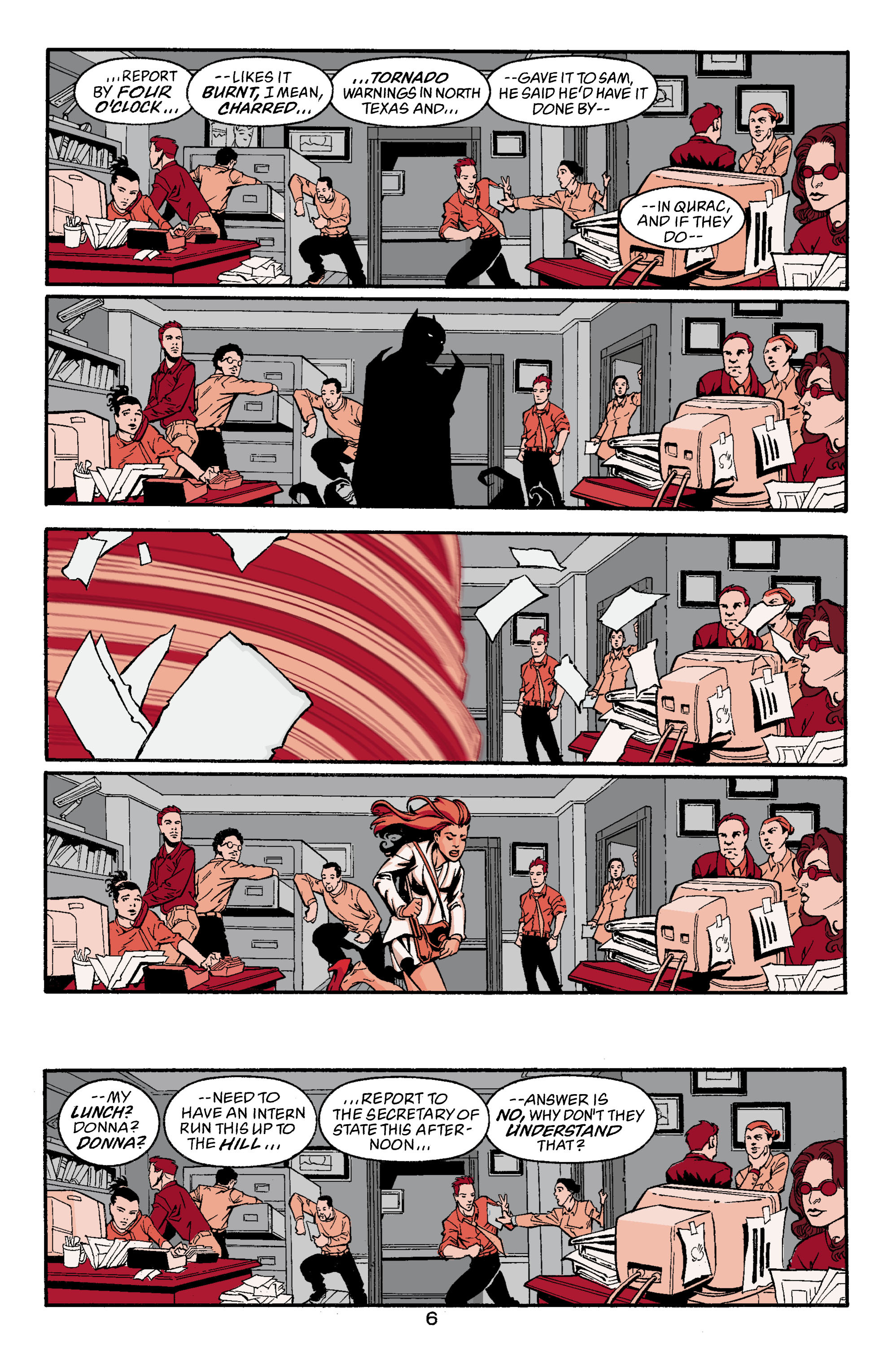 Detective Comics (1937) 756 Page 6