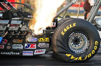 good year eagle drag slick tires