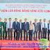 Viện lúa ĐBSCL đón nhận huân chương của chủ tịch nước Trương Tấn Sang