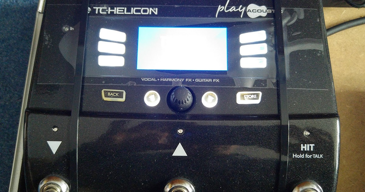 continual riff guitar pedal reviews and worship thoughts tc helicon play acoustic review. Black Bedroom Furniture Sets. Home Design Ideas