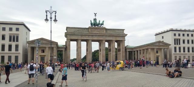 La porta de Berlín