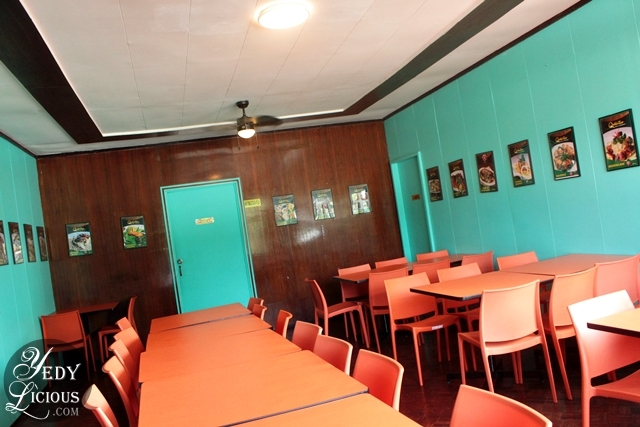 Private Function Room at Qubiertos