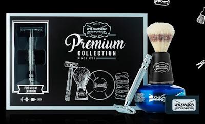 Nueva campaña en Trnd para probar gratis Wilkinson Premium Collection