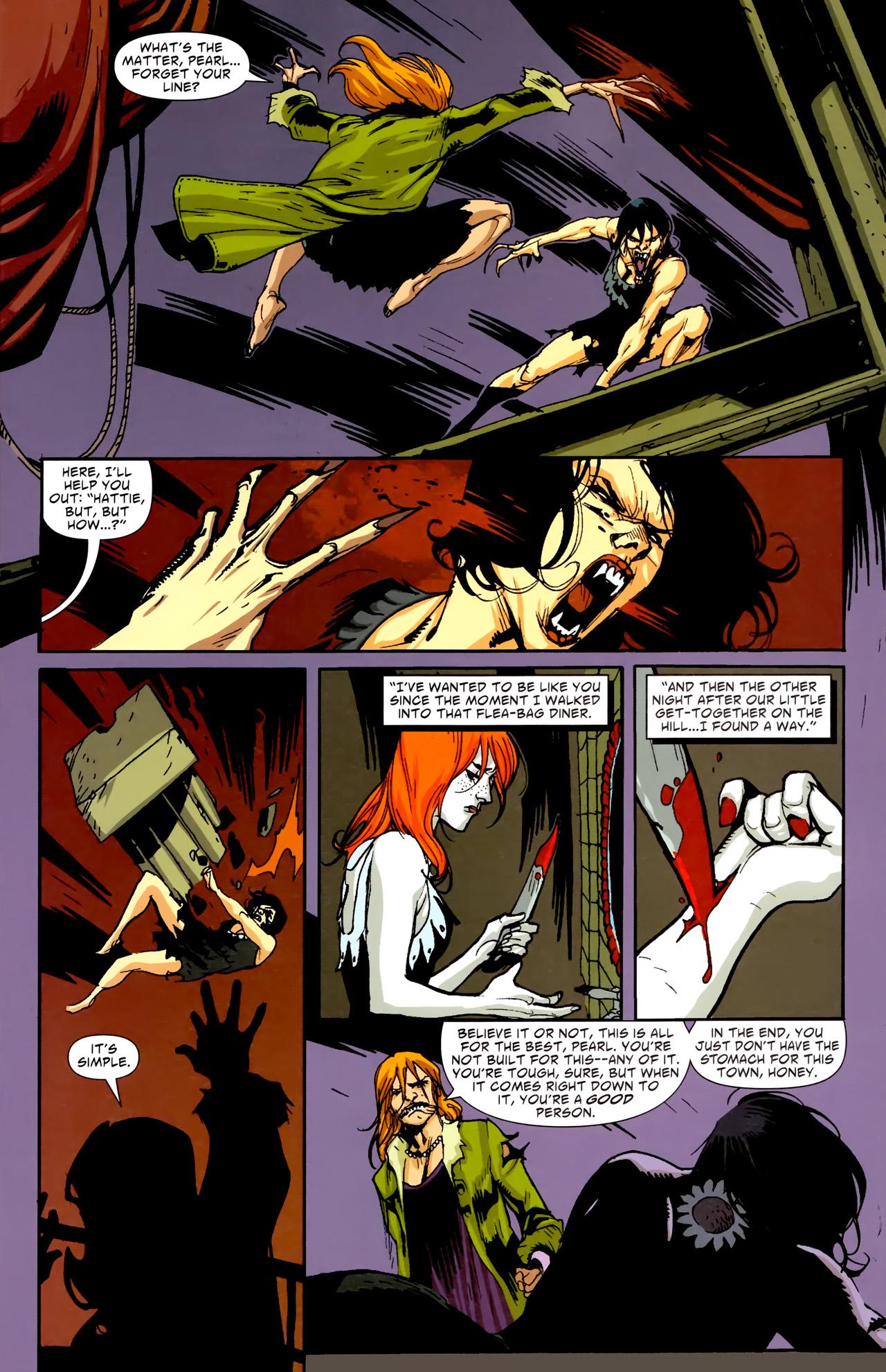Read online American Vampire comic -  Issue #5 - 12