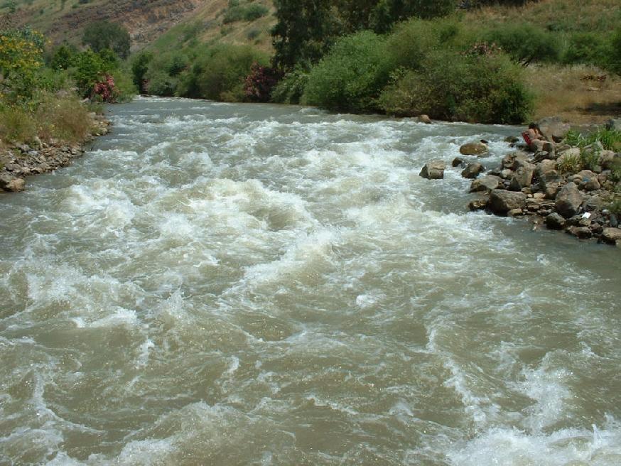 Rio Jordão e a Bacia do Rio Jordão