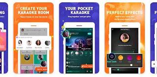 Aplikasi karaoke android online