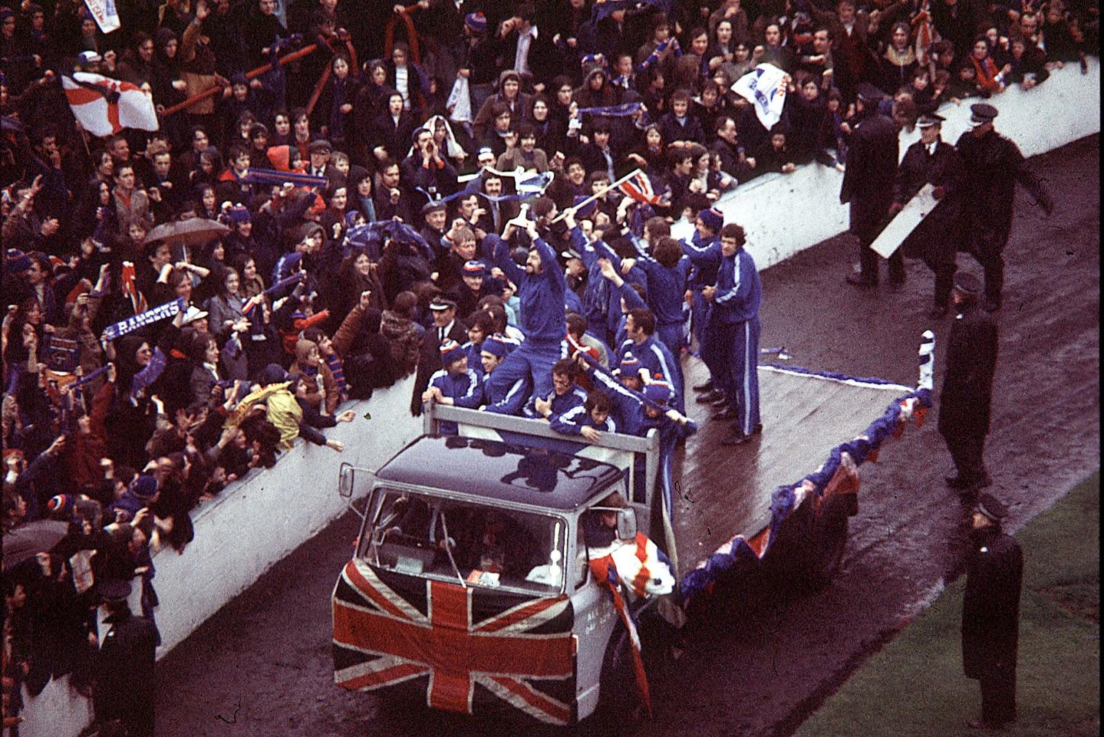 Soccer, football or whatever: Glasgow Rangers Greatest All-Time Team