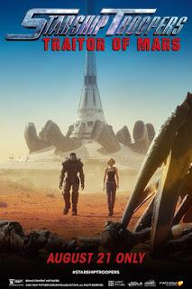 Starship Troopers: Traitor of Mars (2017) – สงครามหมื่นขา ล่าล้างจักรวาล: จอมกบฏดาวอังคาร [พากย์ไทย]