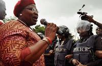 POLICE ARRESTS OBY EZEKWESILI
