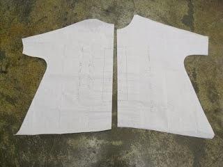 piezas patrón top
