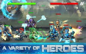 Heroes Infinity Mod Apk
