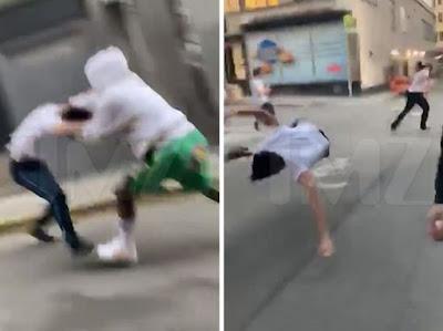 Fight photos