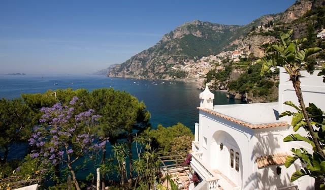 Decoração de Hotel na Itália. Blog Achados de Decoração