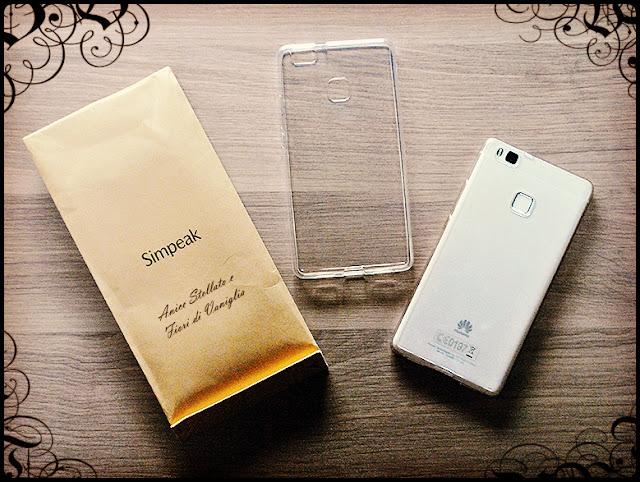 cover Huawei P9 lite collaborazione amazon