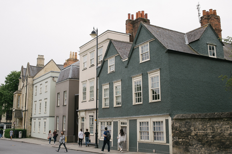 Oxford street cute houses