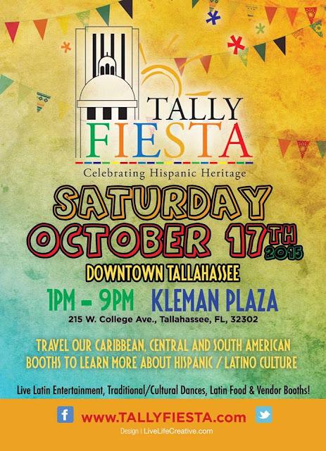 Hispanic Heritage_TALLY FIESTA_Tallahassee Florida