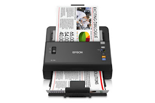 Download Epson WorkForce DS-760 drivers