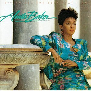The Cd Project Anita Baker Giving You The Best That I