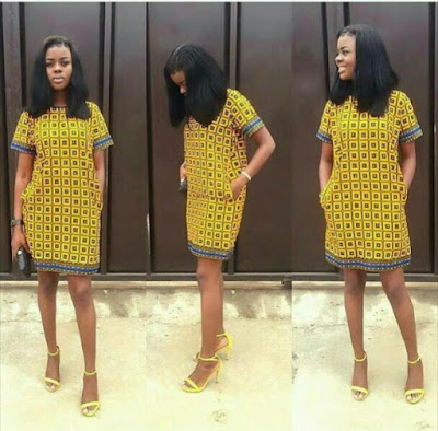 Ankara Style 2017: Latest and Modern Gowns, Tops, Dresses - od9jastyles