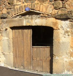 petit patrimoine Auvergnat, St Bonnet d'Orcival