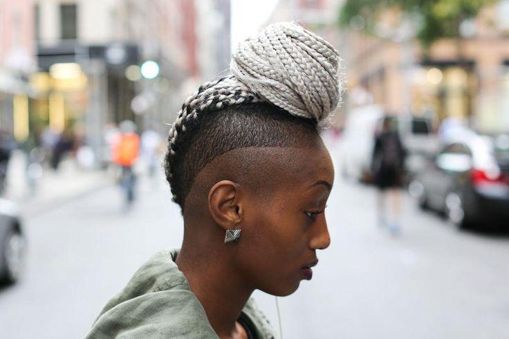 Soho hair style
