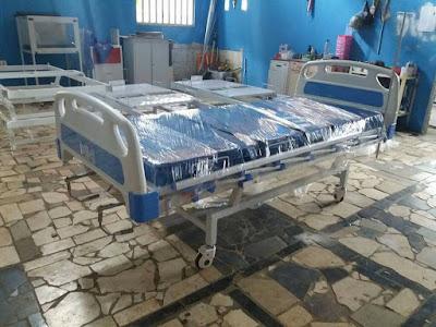 ranjang pasien 2 engkol