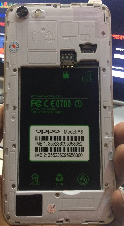 Oppo F3 Pro Clone Mt6580 7 | Aracs Turizmus