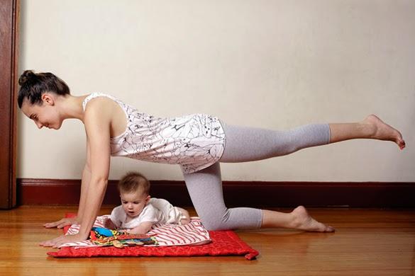 Plan de dieta de pérdida de peso después del parto