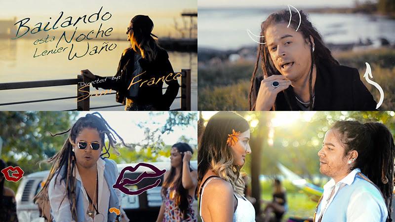 Lenier Waño - ¨Bailando esta noche¨ - Videoclip - Dirección: Sam Franco. Portal del Vídeo Clip Cubano