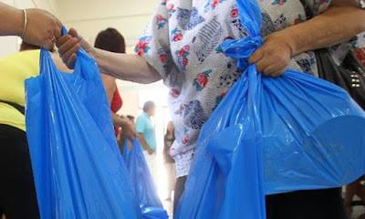 Ηγουμενίτσα: Διανομή τροφίμων σε άπορους δημότες