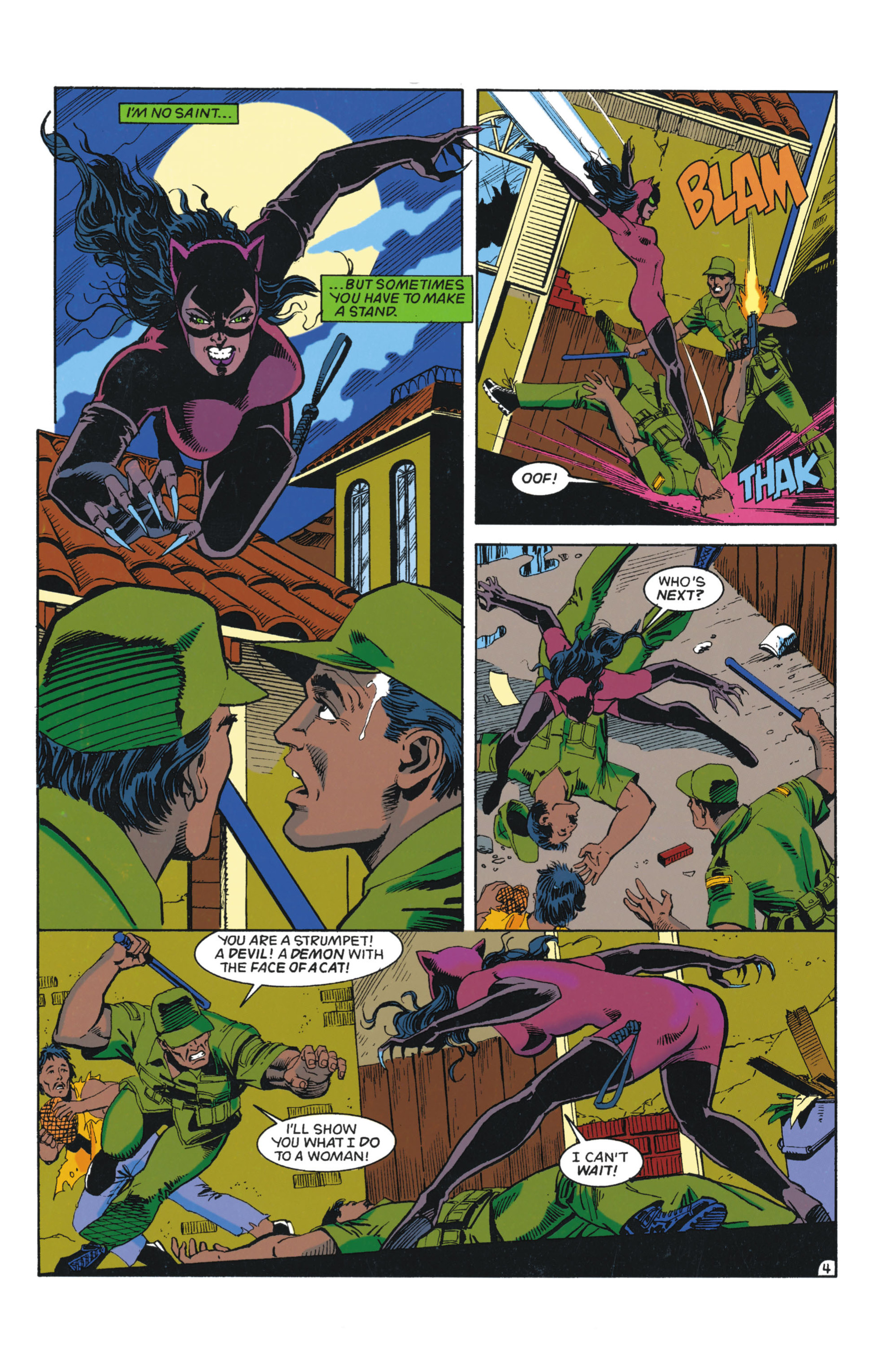 Catwoman (1993) Issue #3 #8 - English 5