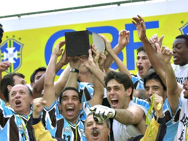 A relação de amor entre o Grêmio e a Copa do Brasil