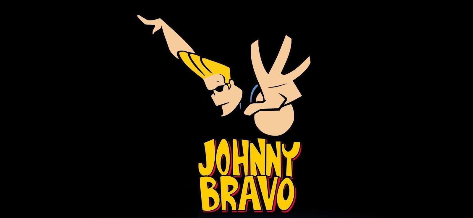 Animação em Foco: JOHNNY BRAVO (1997/2004)