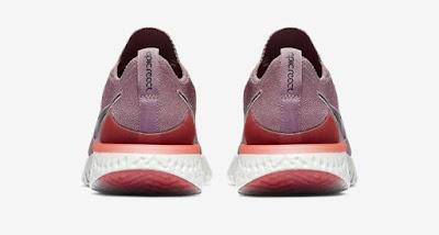 Tênis Nike Epic React Flyknit 2 Roxo