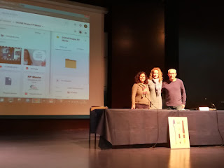 FP Movie en la Setmana de l'Educació de Xàtiva