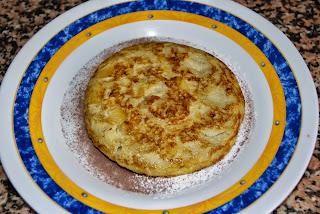 tortillita dulce