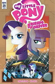 MLP Friends Forever #29 Comic