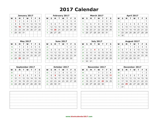 Yearly Calendar Template Blank Calendar Template Download A Free