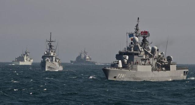 Η Μαύρη Θάλασσα ετοιμάζεται για ζέσταμα των νερών της