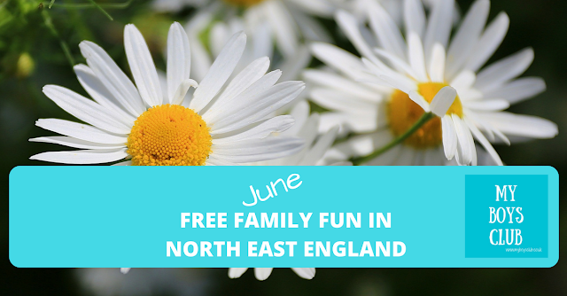 whats on north east june