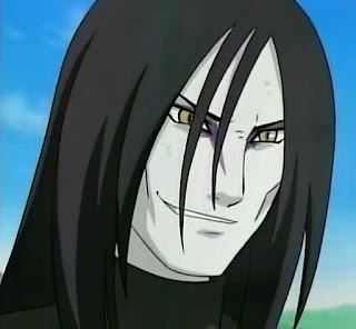 Orochimaru shinobi jenius