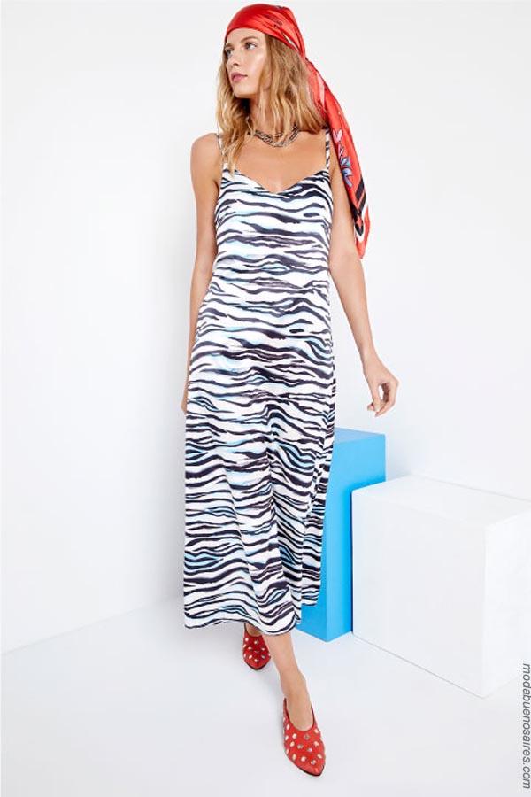 Moda primavera verano 2019 ropa de moda vestidos de verano 2019 Kosiuko.