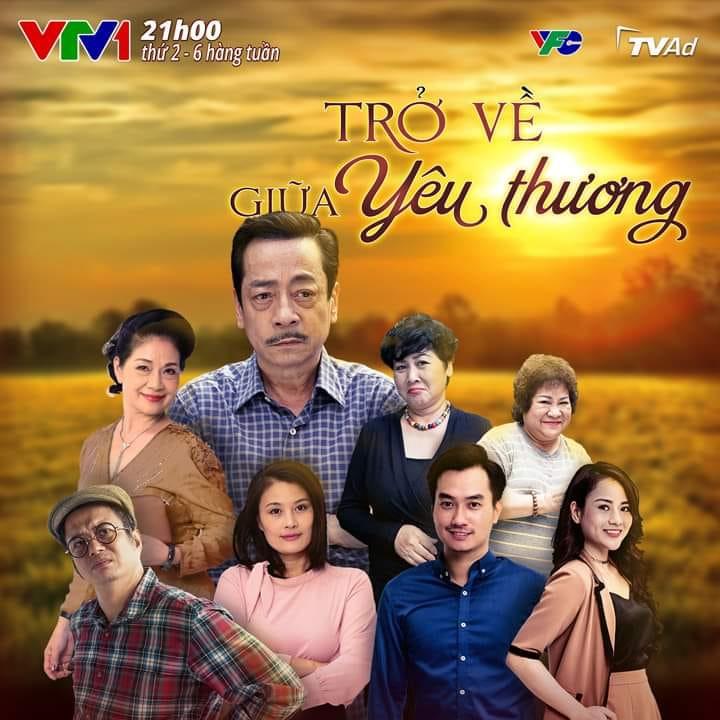 Trở Về Giữa Yêu Thương - VTV1 (2020)