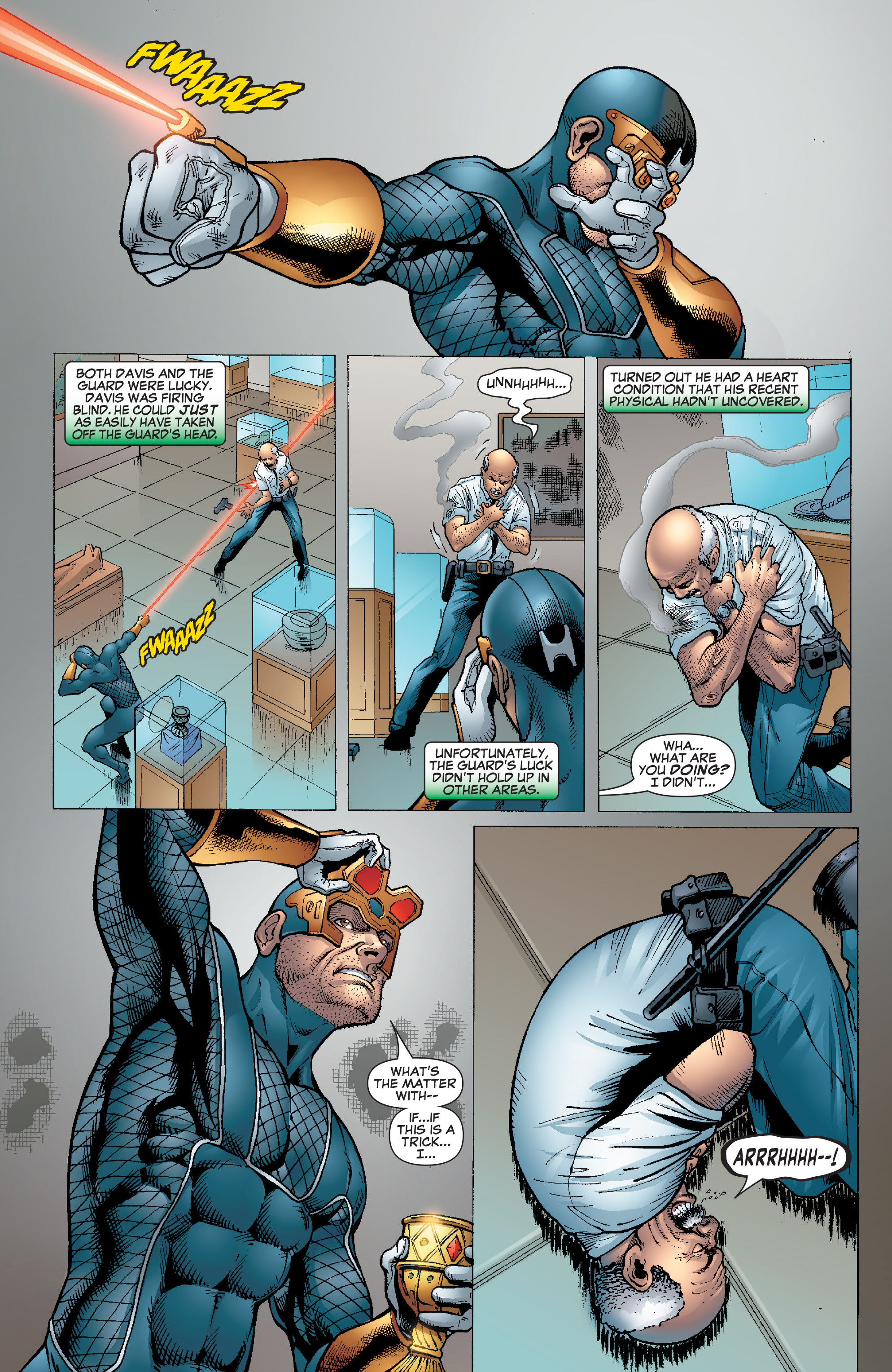Read online She-Hulk (2005) comic -  Issue #22 - 5