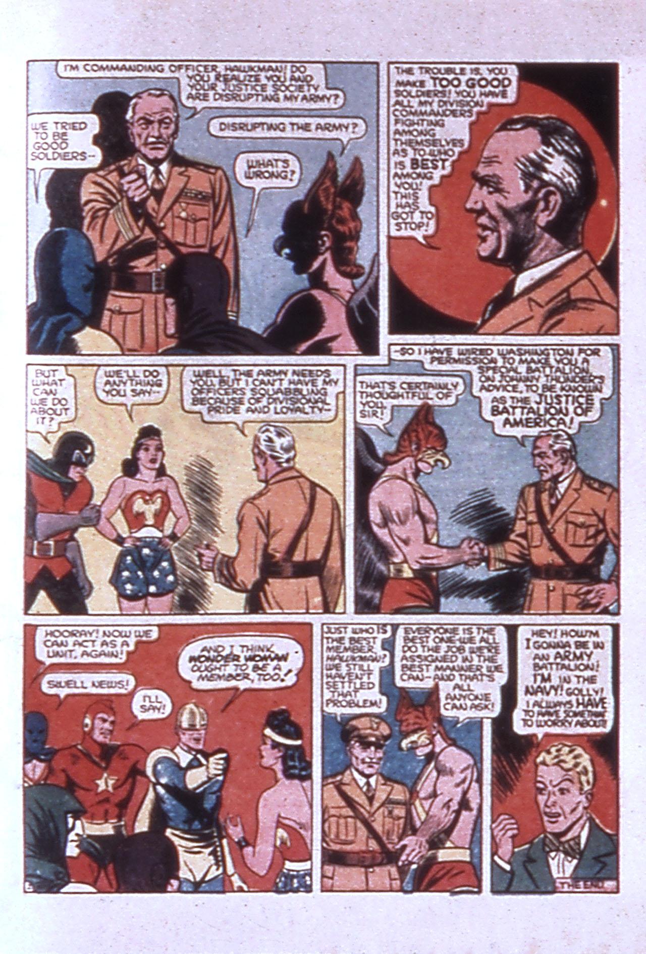 Read online All-Star Comics comic -  Issue #11 - 62