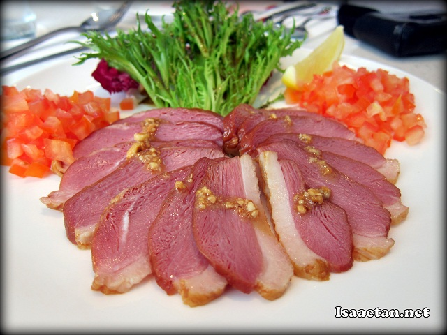 Smoked Duck Breast - RM23.80