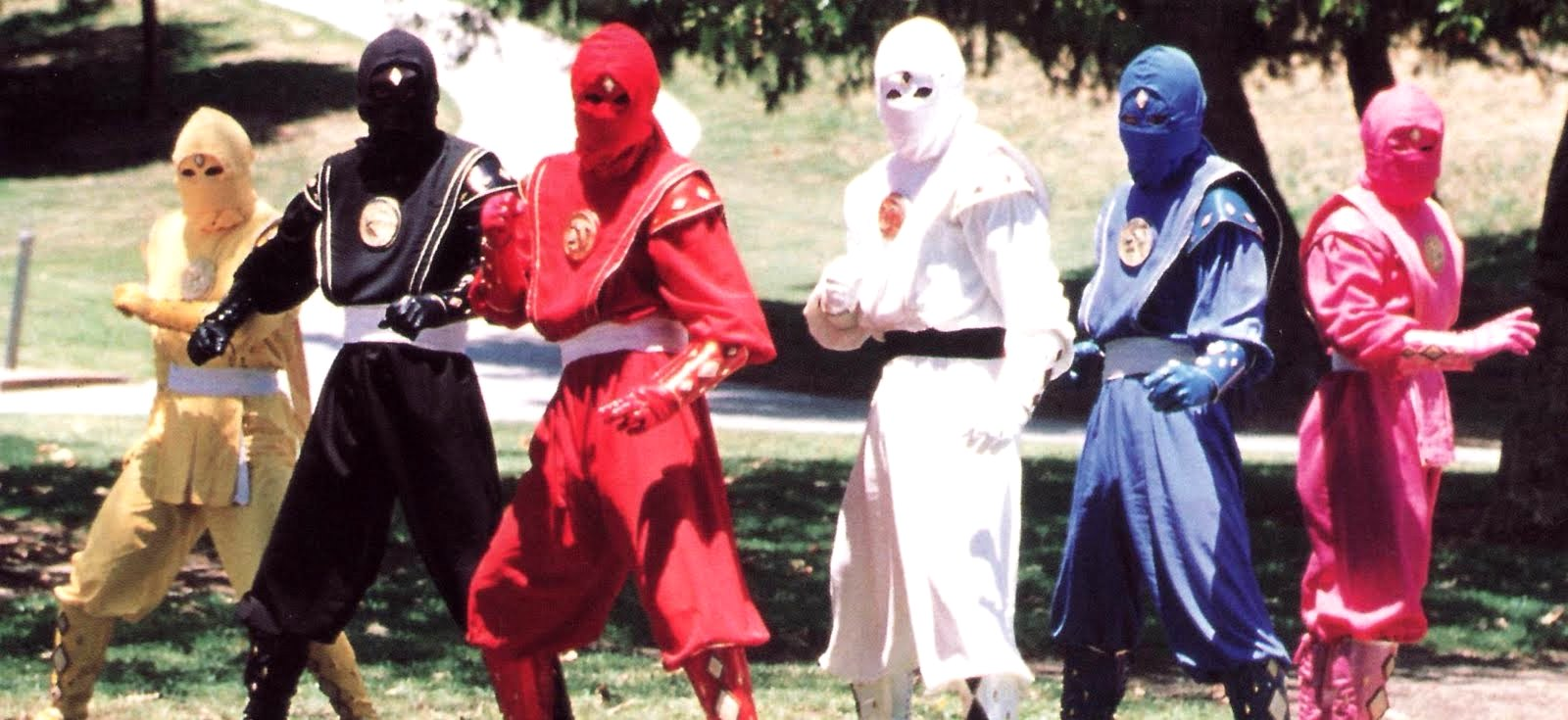 a6a538f521b Mighty Morphin Power Rangers – Ninja Quest. ""