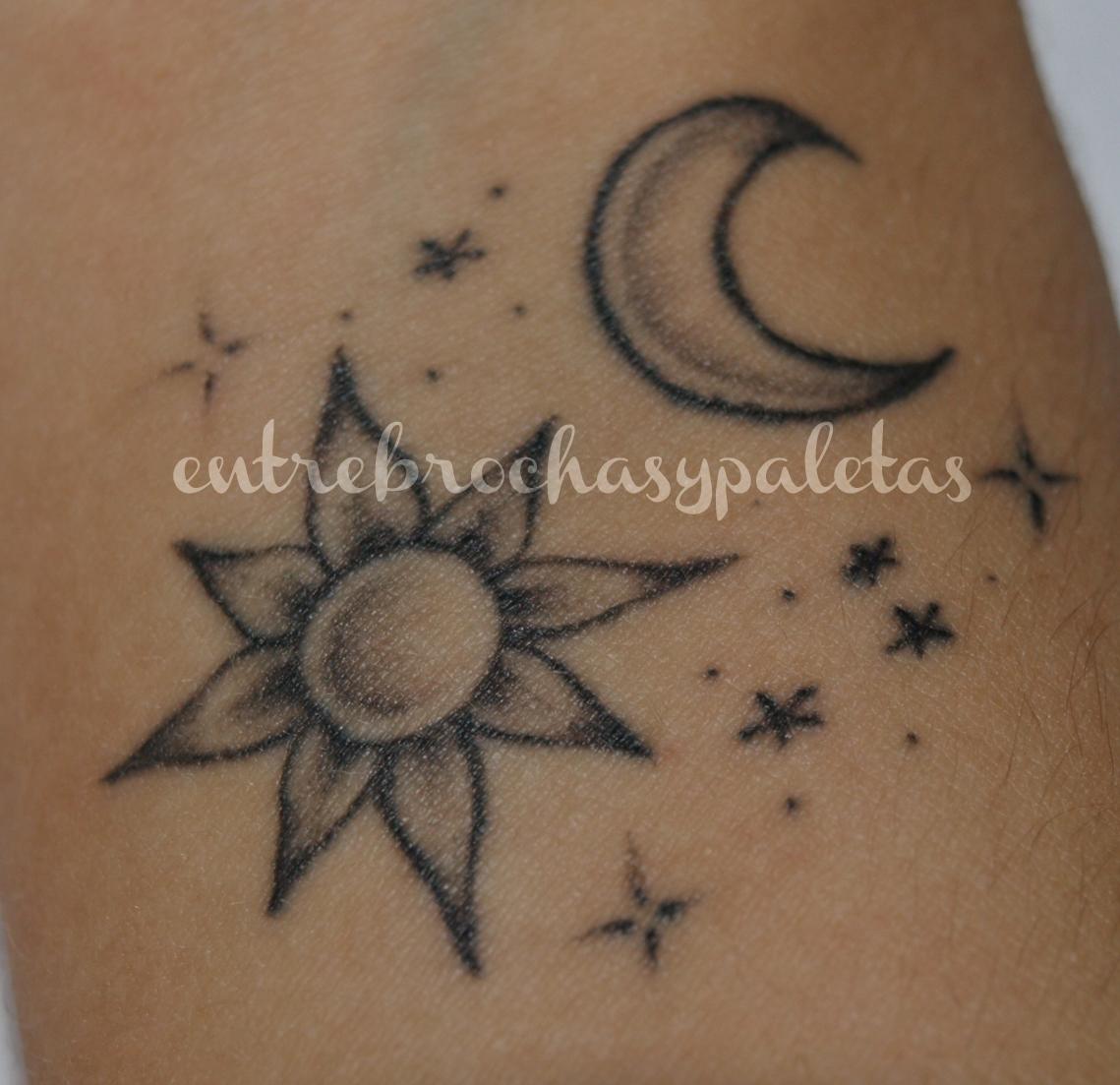 Mi Tatuaje Bepanthol Entre Brochas Y Paletas Blog De Belleza