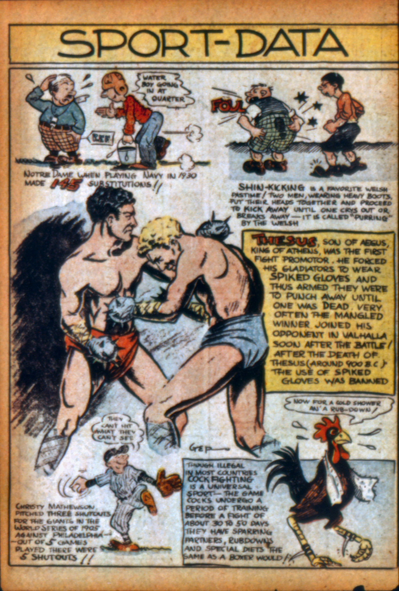 Read online Action Comics (1938) comic -  Issue #9 - 47
